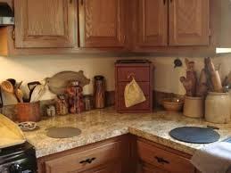 Primitive Kitchen Backsplash Ideas by 100 Primitive Kitchen Countertop Ideas Granite Countertop