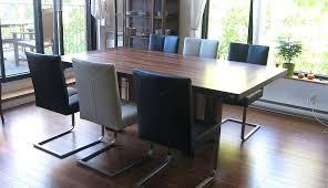 table cuisine bois exotique salle a manger bois exotique pour deco cuisine idee deco cuisine