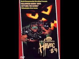 Wcw Halloween Havoc by Wcw Halloween Havoc 1989 Full Theme Youtube