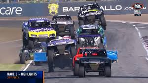 STADIUM SUPER TRUCKS RACE 1 - BARBAGELLO 2018 - YouTube