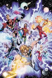 Legion Of Super Heroes Pre Zero Hour