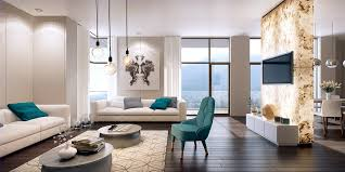 nothing quite like tiffany blue to take a sleek minimal design and