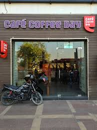 Cafe Coffee Day Shopfront Image Ross Jennings