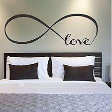 neu muslim wandaufkleber große infinity symbol schlafzimmer