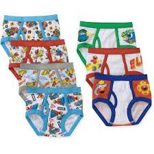 Walmart Elmo Adventure Potty Chair by Sesame Street Toddler Boys Underwear 7 Pack Walmart Com