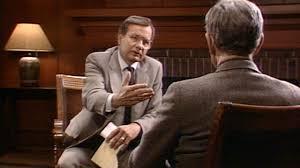 A Still From Bill Moyerss Interview With Joseph Campbell 1988