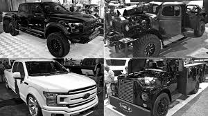 100 Custom Lifted Trucks The 16 Craziest And Coolest Of The 2017 SEMA Show