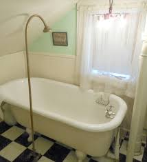 Bathroom: Interesting Clawfoot Bathtub For Your Bathroom Design ... Choosing A Shower Curtain For Your Clawfoot Tub Kingston Brass Standalone Bathtubs That We Know Youve Been Dreaming About Best Bathroom Design Ideas With Fresh Shades Of Colorful Tubs Impressive Traditional Style And 25 Your Decorating Small For Bathrooms Excellent I 9 Ways To With Bathr 3374 Clawfoot Tub Stock Photo Image Crown 2367914