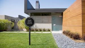 100 Minimalist Homes For Sale The For Sale Sign Gets Its First Major Makeover In Nearly 50 Years