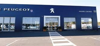 MAUREL CASTRES garage et concessionnaire Peugeot  CASTRES