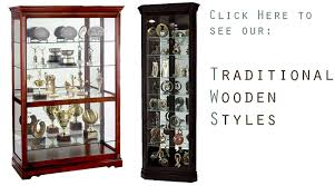 Classic Wooden Showcases Splashbox Merchandising Display Cases