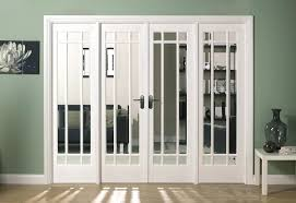 Modern Living Room Doors And Dining Glass Door Divider