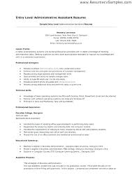 Office Assistant Resume Example 2016 Examples Sample Medical Administrative Resumes Registered Template Hospital A College