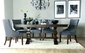 10 Chair Dining Room Set Round Table For 8 Chairs