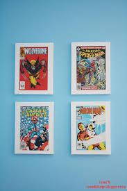 Vintage Superhero Wall Decor by Best 25 Comic Room Ideas On Pinterest Comic Book Display