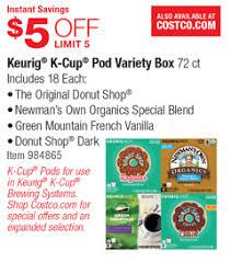 Keurig K Cup Pod Variety Box