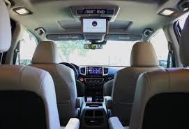 Used Honda Pilot With Captain Chairs by Test Drive 2016 Honda Pilot Review Car Pro