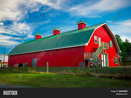 Long Red Barn Green Roof Image & Photo | Bigstock Red Barn Green Roof Blue Sky Stock Photo Image 58492074 What Color Is This Bay Packers Barn Minnesota Prairie Roots Pfun Tx Long Bigstock With Tin Photos A Stately Mikki Senkarik At Outlook Farm Wedding Maine Boston 1097 Best Old Barns Images On Pinterest Country Barns Photograph The Palouse Or Anywhere Really Tips From Pros Vermont Weddings 37654909