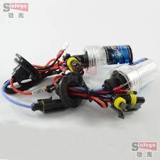 2x h7 xenon light bulb dc 12v 35w xenon bulb replacement for