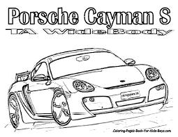 Race Car Coloring Pages