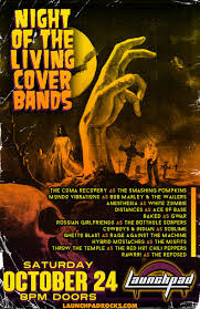 Smashing Pumpkins Album Covers by Launchpad Night Of The Living Cover Bands The Coma Recovery As