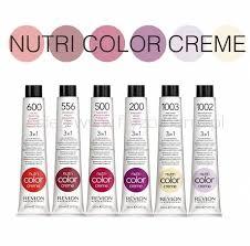 Revlon Nutri Color Creme krem koloryzujący do włos³w 100ml