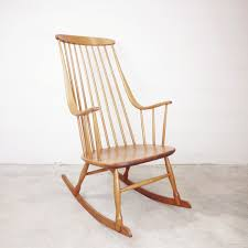 Vintage Swedish Bohemian-wooden Rocking Chair - 1960s Sold Antique Mission Style Rocking Chair Refinished Maple And Leather Adams Northwest Estate Sales Auctions Lot 12 Vintage Wood Mini Rocker 3 Vintage Wood Carved Rocking Chairs Incl 1 Duck Design Seat Tell City Company Love Seat Projects In Childs Wooden Refurbished Autentico Bright White Victorian W Upholstered Back Wooden Chair Ldon For 4000 Sale Shpock With Patchwork Design On Backrest Batley West Yorkshire Gumtree Child Doll Red Checked Fabric