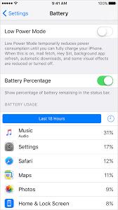 Battery problem shutdown iphone 6