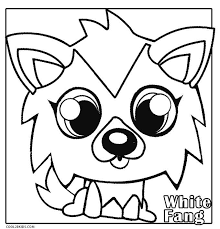 White Fang Moshi Monsters