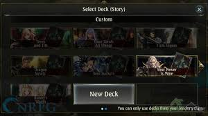 Revival Jam Deck 2016 by E3 2016 Cygames Reveals Shadowverse Soft Launch Updates Free