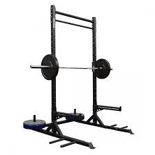 Primal Strength V20 Commercial Half Rack In Black