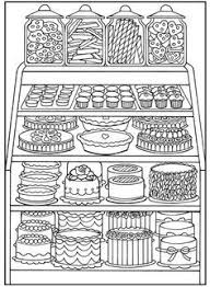Creative Haven Christmas Scapes Adult Coloring Pages