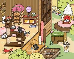 Neko Atsume Update Sugary Style Yard