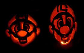 Mario Pumpkin Carving Templates by 16 Stupendous Mario Bros Pumpkins Smosh