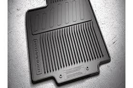 Nissan Armada Floor Mats Rubber by 2014 Nissan Pathfinder Accessory Parts Nissan Usa Estore