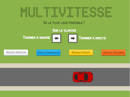 jeu en ligne multivitesse entrainement en ligne aux tables de