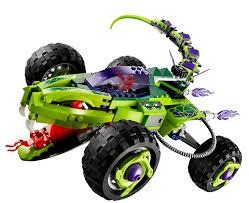 100 Fangpyre Truck Ambush LEGO Ninjago 9445 Amazoncouk Toys Games