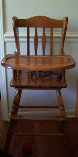 Vintage High Chair…. | Mrs. Ophelia Payne
