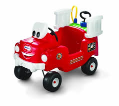 Red Fire Truck Kids Ride-on Toy Little Car Play Spray Hose Toddler ... The Ride On Double Digger Cstruction Toy Moves Dirt Articulated Truck Videos For Children Dump Garbage Tow Wooden Baby Toddler Rideon Free Delivery Ebay Of The Week Heavy Duty Imagine Toys Best Popular Chevy Silverado 12 Volt Kids Electric Car Amazoncom Megabloks Cat 3in1 Games 8 Starter Rideon Toys For Toddlers Jeep Wrangler To Twin Bed Little Tikes Power Wheels Disney Frozen 12volt Battypowered Baby Rideons Push Pedal Cars Toysrus Minnie Mouse