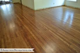 Fabulon Floor Finish Home Depot by Waterlox Vs Polyurethane For Hardwood Floors