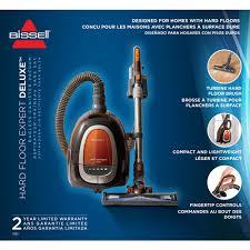 Bissell Hardwood Floor Vacuum by Hard Floor Expert Deluxe Canister Vacuum Bissell