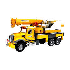 Harga Bruder Toys 2818 Mack Granite Liebherr Crane Truck Diecast ...