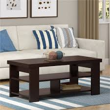 Walmartca Living Room Furniture by Ameriwood Home Jensen Coffee Table Espresso Walmart Com