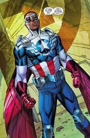 Captain America By Carlos Pachecojpeg