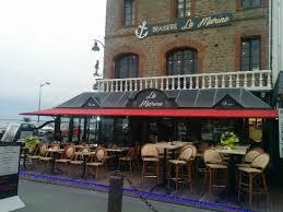 creperie du port cancale brasserie de la marine cancale restaurant avis numéro de