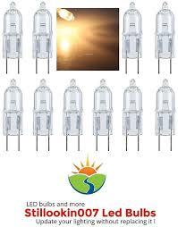 10 g4 landscape light bulbs 10 watt halogen bulbs kichler