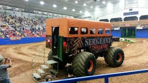 Sergeant Smash - Ride In A Monster Truck - YouTube Monster Trucks Archives Nevada County Fairgrounds Truck Insanity Eastern Idaho State Fair Ksr Thrill Show Mohnton Pa Berksfuncom Kids Yeti Rides Surly Ice Mk Ii Massive Monster Truck Into Crown St Illawarra Mercury 4x4 Ride At Parker Days Youtube Zombie Crusher Ride Wildwood Nj Warrior Wiki Fandom Powered By Wikia The Optimasponsored Shocker Chevy Performance Parts Schools Out Bash Racing Now Thats A Big Northern Circuit Rides Funfest Events