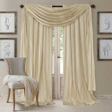 Bed Bath And Beyond Curtains And Drapes by Buy Scarf Panel Curtains From Bed Bath U0026 Beyond