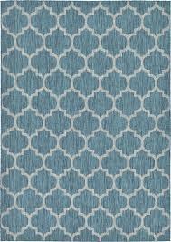 Modern Geometric Contemporary Moroccan Style Carpet Large Area