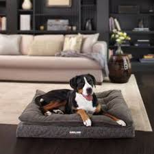 Kirkland Dog Beds by This Kirkland Signature Pet Bed Features A Foam Filled Base That
